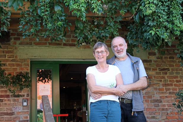 Naturkost & Café – Der Dorfladen Gessin