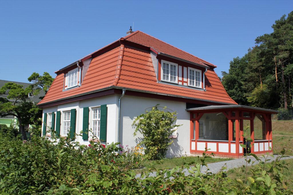 Marie-Hager-Haus in Burg Stargard. Foto: Manuela Heberer