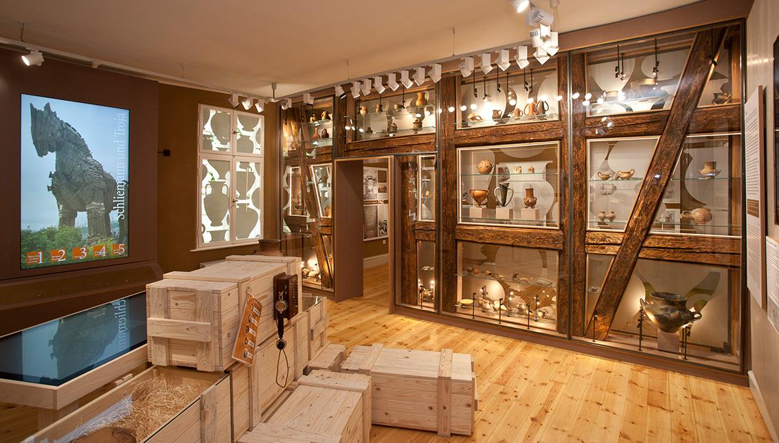 Read more about the article Schliemann Museum Ankershagen